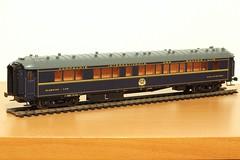 IMG_4449 (SSP Tony) Tags: train model ho hoscale sleepingcar sleepercar ciwl wagonlits lsmodels compagnieinternationaledeswagonlits