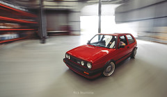 Volkswagen Golf MkII - ETA Beta Turbo (Rick Bruinsma) Tags: golf volkswagen shot beta turbo rig venlo mk2 plus gti eta mkii stance oem etabeta oemplus rigshot stanced