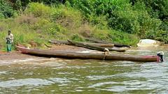 GABON.MAYUMBA CANOE (John Q2008) Tags: canoe westafrica dugout gabon mayumba gabon20042006