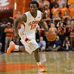 Clemson Basketball vs North Carolina Photos