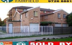 1/56 HARRIS STREET, Fairfield NSW