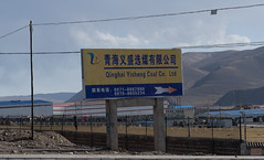 China 4 - Tibet 1 - To Xining