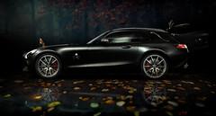 Mercedes-AMG Samhain Edition in situ (burnlab) Tags: autumn halloween photoshop mercedes samhain photochop gt hearse daimler amg shootingbrake gothchristmas