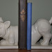 French bulldog bookends