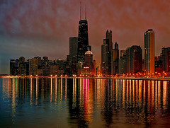 chicago_night_lakefront_b_040714 (F J R) Tags: march 2015 challengeyouwinner thechallengefactory cyunanimous thepinnaclehof tphof tphofmarch2015