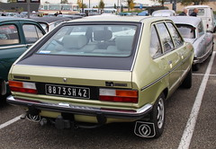 20131108 Lyon Rhône - Epoc Auto - Renault 20 TS 2 litres -(1977-84)-001 (anhndee) Tags: france frankreich lyon rhône classiccars rhonealpes voituresanciennes epoqauto