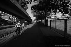 on the way (andreaskiel.de) Tags: street bw canon germany photography moments fotografie andreas maritime hafen schrder impression kiel frde spotter kieler andreaskielde