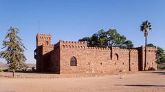 Duwisib Castle (trekmaniac-is-back) Tags: 1998 diapo namibie