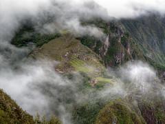 Machu Picchu from Huayna Picchu.
