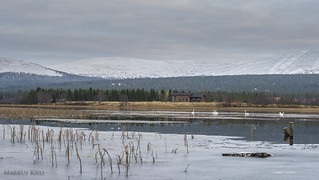 Winter is coming to Ylläs