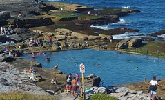 Early Summer (OzzRod) Tags: ocean swimming pentax coastal baths bathing maroubra k5 rockpool mahons supertakumar105mmf28 pentaxphotoshoot