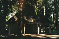 Skogskyrkogården (Alistair Napier) Tags: 35mm canon ae1 program