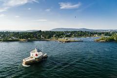Dyna Fyr (Benson Kua) Tags: trip cruise vacation lighthouse oslo norway island restaurant europe euro baltic oslofjord princesscruises royalprincess dynafyr dsc01547