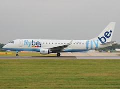 FlyBe Embraer E175 G-FBJA departing Manchester, 8 August 2014 (Ross Kennedy) Tags: new england sky man southwest west tower english tarmac airplane manchester concrete fly high airport wings holidays europe european northwest britain good euro aircraft altitude aviation air south jets flight eu fast cockpit aeroporto terminal aeroplane landing deck international level airline planes jersey passenger arrival popular departure propeller takeoff runway flights carrier freight mounds flightdeck airliner intl turboprop airfield aerodrome winglets embraer fuselage jetliner ringway planespotting egcc flybe turbojet tailplane turbofan iata icao e175