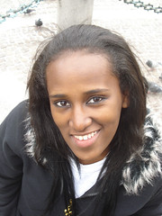 Ethiopian beauty (bitternedy) Tags: girl outdoor poland krakw cracow ethiopian