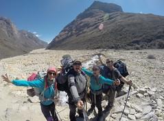 Photo de 14h - Trek de Santa Cruz, 3eme jour (Pérou) - 29.06.2014