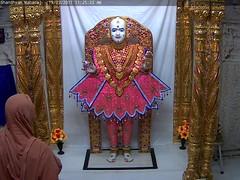 Ghanshyam Maharaj Rajbhog Darshan on Sun 19 Mar 2017 (bhujmandir) Tags: ghanshyam maharaj swaminarayan dev hari bhagvan bhagwan bhuj mandir temple daily darshan swami narayan rajbhog
