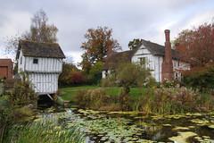 Brockhampton (Tony Shertila) Tags: 20161028150434 europe britain herefordshire brockhampton nationaltrust tudor mansion estate moat explore