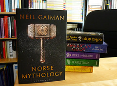 Norse Mithology - Neil Gaiman (mninha) Tags: books libros neilgaiman norsemithology