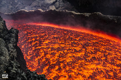 Bocca effusiva - 27/3/2017 (Etna Walk) Tags: etna etnawalk lava eruption etnaeruption eruzioneetna volcano volcanoes volcanology geology sicilia sicily