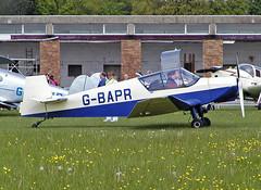 G-BAPH (wiltshirespotter) Tags: jodel d11 kemble