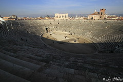 Inside The Arena (Luca Bobbiesi) Tags: verona arena roman architecture veneto history canoneos7d canonefs1022mmf3545usm