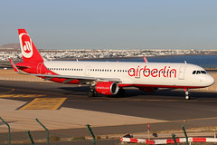 D-ABCR (GH@BHD) Tags: dabcr airbus a321 a321200 ab ber airberlin ace gcrr arrecifeairport arrecife lanzarote airliner aviation aircraft