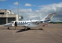 OO-CIV CJ2 Abelag Aviation (corkspotter / Paul Daly) Tags: oociv cessna 525a citationjet cj2 c25a 525a0206 l2j 448d36 aab w9 abelag aviation 2004 201112 ork eick cork