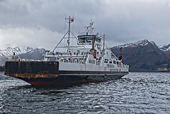Fra kai - - Leaving the quay (erlingsi) Tags: norled folkestad leaving ut traffic trafikk ferge ferry volda sunnmøre norway europe ship ferje