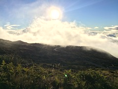 Sunset on Haleakala (8mr) Tags: haleakala maui lahaina kihei kaanapali volcano sunset