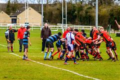 Witney 3's vs Swindon College-1066