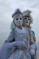 carnival portraits (Blue Spirit - heart took control) Tags: venezia venice carnevale carnival maschere mask ritratto portrait