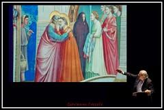 1 (Giovanni Coccoli 75) Tags: vittorio sgarbi arte pittura cultura messina teatro emanuele buio luce esposizione