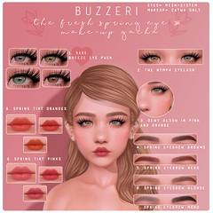 [Buzz] Soon to the Epiphany! (Eleri Catlyn {Buzzeri}) Tags: buzzeri eyes catwa theepiphany epiphany makeup