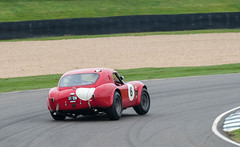 AC Cobra cocking a wheel on the exit of Lavant (Jez B) Tags: goodwood members meeting 2017 75 mm75 historic racing race circuit track competition motor motorsport sport car auto classic ac cobra lavant cocking lifting wheel