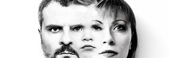 [Project #3] Me and my Face (auredeso) Tags: me face meandmyface portrait ritratto bianco nero bn bw bianconero balck white blackwhite trino facce