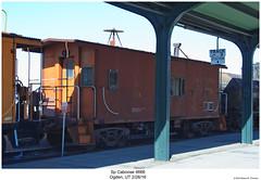 SP Caboose 4666 (Robert W. Thomson) Tags: sp espee southernpacific caboose cab cabincar hack traincar railcar rollingstock train trains railroad railway ogden utah