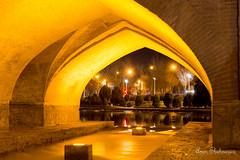 _MG_4885 (aminshahnazari) Tags: isfahan esfahan bridge night 6d 70200 long exposure zayandeh rood river si o se pol 33 iran safavi amin shahnazari اصفهان زاینده رود ایران عکاسی شب سی و سه پل امین شاه نظری
