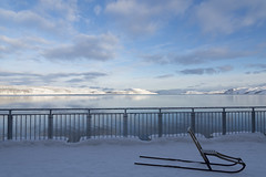 Kirkenes (Echoes89) Tags: kirkenes norway norge fjord sled arctic polar circle northern city russian border