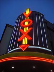 Cinéma Vox, Strasbourg (maxrevellation) Tags: neon vox cinema alsace elsass strasbourg night street streetphotography urban city france