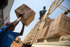 FAO warehouse in Juba (Albert Gonzalez Farran) Tags: fao food distribution emergency emergencyresponse famine fishingkits foodcrisis humanitarianassitance kits seeds storage juba jubek southsudan