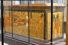 Coffin of Khonsu (konde) Tags: newkingdom 19thdynasty sennedjem tt1 tomb coffin khonsu deities deirelmedina ancientegypt sarcophagus cairomuseum