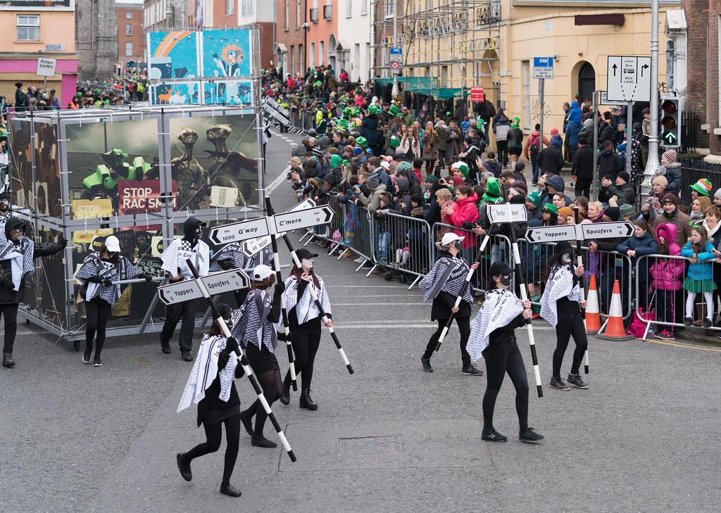 DUBLIN INSTITUTE OF TECHNOLOGY [PATRICKS DAY PARADE IN DUBLIN 2017]-126063