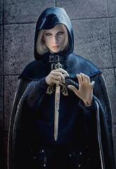Irbis Torn (lukoshka) Tags: dollshe saint knight bjd abjd doll