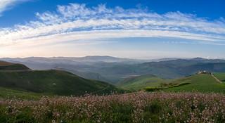 Casteltermini's Hills
