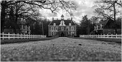 The Mansion, Netherlands (CvK Photography) Tags: bw canon cvk estate europe netherlands overijssel spring twente diepenheim nederland nl themansion mansion