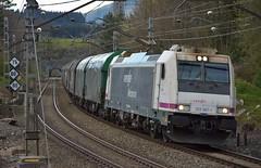 253 (firedmanager) Tags: renfe renfeoperadora railtransport renfemercancías tren train trena 253 bombardier bombardiertraxx ferrocarril freighttrain locomotora locomotive
