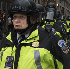 Angry Cop (WhoopsFoto) Tags: donaldtrump inauguration lawenforcement security washingtondc washington dc lt ronny arce cop assault cheap shot big man keystone cops mpd metropolitan police department angry rotund anger state ronald use force violence donuts doughnut donut office complaints