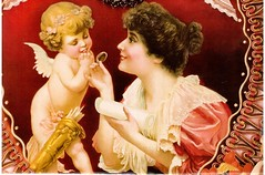 Envelope Series 2 (booboo_babies) Tags: victorian romantic valentinesday love cupid envelope handmade