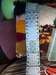 IMG_20170415_092658 (Kaleidoscoop) Tags: vakjeperweek borduren embroidery